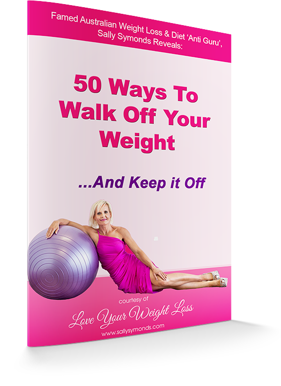 50 Ways to Walk Off Your Weight