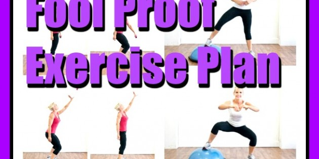 How to Use Psychology to Develop A Food Proof Exercise Plan